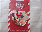 Disney Trading Pin 112312 WDW - MVMCP 2015 - Tiered Set - Hook and Smee