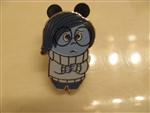 Disney Trading Pin 113164 Inside Out - Joy and Sadness - Sadness only