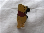 Disney Trading Pin 11320 right-facing standing pooh