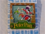 Disney Trading Pin 113239 December 2015 Park Pack - Peter Pan and Captain Hook Variation 3