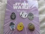 Disney Trading Pin 113758 Star Wars Easter Egg Booster