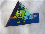 Disney Trading Pin 114516 DLR - 60th Diamond Celebration - Mystery Puzzle Pack Series Four - Mike Wazowski