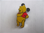 Disney Trading Pin 114810 Pooh and Eeyore 2 pin Set - Pooh Only
