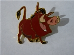 Disney Trading Pin 1149 Pumbaa from 'The Lion King'