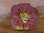 Disney Trading Pin 115044 DLR Diamond Celebration - Disneyland Forever Starter Set - Simba ONLY