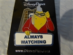 Disney Trading Pin 115576 Monsters Inc. - Roz - Always Watching