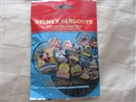 WDW - Disney Mascots Mystery Pin Pack
