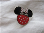 Disney Trading Pins 115855 Mickey And Minnie Icons 2 Pin Set - Minnie Only