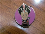 Disney Trading Pin 117065 HKDL World of Evil Mystery Collection ~ Jafar