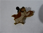Disney Trading Pin 11842 WDW Core Pin - Owl (Wing Outstretched)