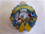 WDW - Holiday Wreaths Resort Collection 2016 - Contemporary Resort - Daisy