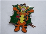 Disney Trading Pin 119304 Woodland Winter Reveal Conceal Mystery Set - Tigger