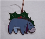 Disney Trading Pin 119337 Woodland Winter Reveal Conceal Mystery Set - Eeyore