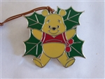 Disney Trading Pins 119342 Woodland Winter Pin Ornament Mystery Set - Pooh