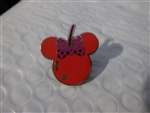 Disney Trading Pin 119763 DLR - 2017 Hidden Mickey - Minnie Fruit Icons - Cherry