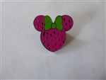 Disney Trading Pin 119764 DLR - 2017 Hidden Mickey - Minnie Fruit Icons - Strawberry