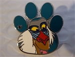 Disney Trading Pin 119806 WDW - 2017 Hidden Mickey - The Lion King Characters - Rafiki