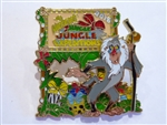 Disney Trading Pin 120031 WDW - Mickey's Jingle Jungle Expeditions 2016 - Rafiki