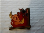 Disney Trading Pin 120342 Disney Parks - The Lion King - Pin Trading Starter Set - Pumbaa Only