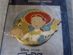 Disney Trading Pin 120381 DS - 30th Anniversary Commemorative Pin Series - Week 4 - Toy Story 2