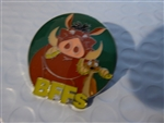 Disney Trading Pins 120520 BFFs Mystery Pin Collection - Pumbaa and Timon
