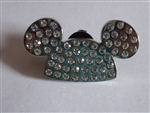 Disney Trading Pin   120932 Mickey Ear Hat Jeweled