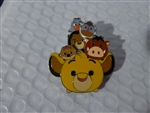 Disney Trading Pin 121878 Tsum Tsum Slider Series - The Lion King