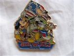 Disney Trading Pin 12530: 12 Months Of Magic - 4th of July