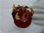 Disney Trading Pin 125355 The Lion King Icons (4 pins) - Pumbaa only