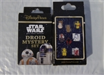 Disney Trading Pin 125508 Star Wars: The Force Awakens - Droid Mystery Set
