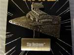 Disney Trading Pin   125625 Star Wars Vehicles Pin of the Month – Star Destroyer