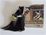 Disney Trading Pin 126062 Snow White and the Seven Dwarfs 80th Anniversary Collection - The Evil Hag pin