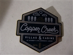 Disney Trading Pin 126507 WDW - DVC - Copper Creek Villas and Cabins