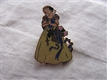 Disney Trading Pins 1313 Snow White Standing With Flower Bouquet