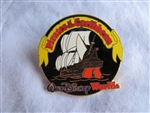 Disney Trading Pins 134: WDW - Pirates of the Caribbean Logo Pin