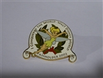 Disney Trading Pin  13633 WDW - I Conquered The World AP Exclusive (Tinker Bell)