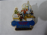 Disney Trading Pin  14291 WDW - Share A Dream Come True Annual Passholder Pin #4 (Magic Kingdom Globe Parade)