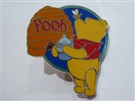 Disney Trading Pin 14367 DS - Pooh's 100 Acre Wood Pin Set (Winnie the Pooh)
