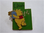 Disney Trading Pin 14958 State Character Pins (Utah/Winnie the Pooh)