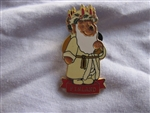 Disney Trading Pin 16593: DS - Pooh Santas Around the World (Finland)