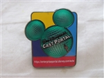 Disney Trading Pins  16635 WDW - Cast Portal Pin
