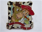 Disney Trading Pin 16971 DS - Magical Musical Moments - When Somebody Loves You (Error)