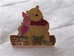 Disney Trading Pin 17711 Magical Musical Moments - Day in the Life of Pooh (Flocked)