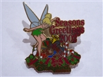 Disney Trading Pin 17922 DLR - Tinker Bell's Seasons Greetings 2002