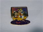 Disney Trading Pin 18576 DLR - Where Friends Share the Magic (FAB 4) 3D