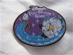 Disney Trading Pin 18604 WDW - Port Orleans - Cast Credo