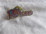 Disney Trading Pin 19199 The Rescuers logo
