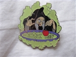 Disney Trading Pins 20756 DLR - Witch Hag Dipping Apple