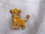 Disney Trading Pin 208 Simba as a Cub