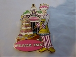 Disney Trading Pin 21939 DLR - Dining Chef Series #3 (Plaza Inn) Annual Passholder